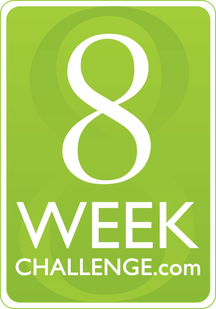 The eight week challenge weight loss challenge