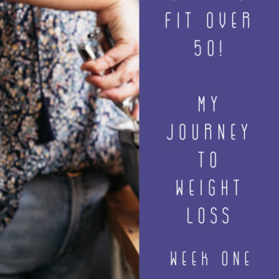 Getting Fit Over 50!