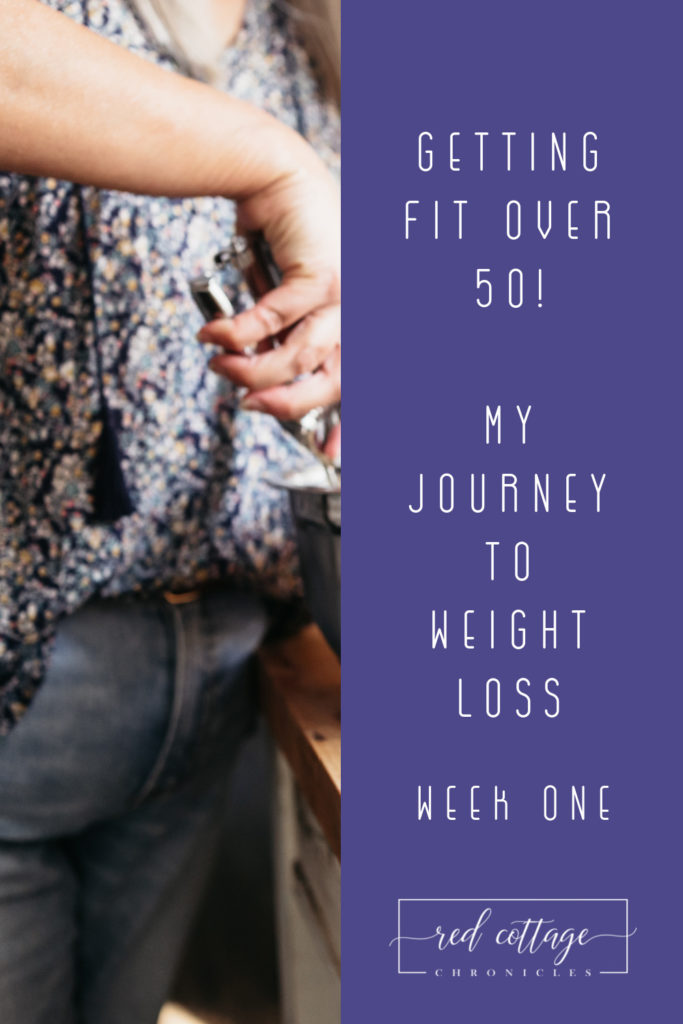 My journey to loosing weight after age 50