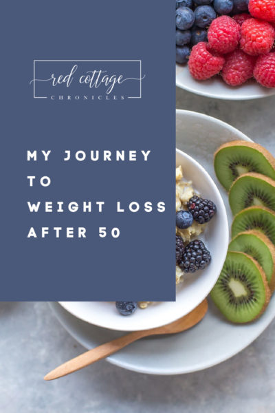 My journey to weight loss after age 50