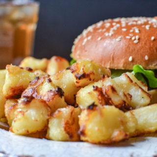 Crispy Dijon Roasted potato recipes