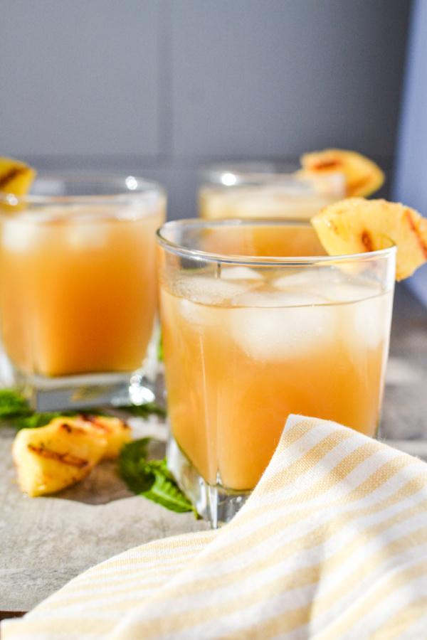 5 fruit infused iced tea recipes