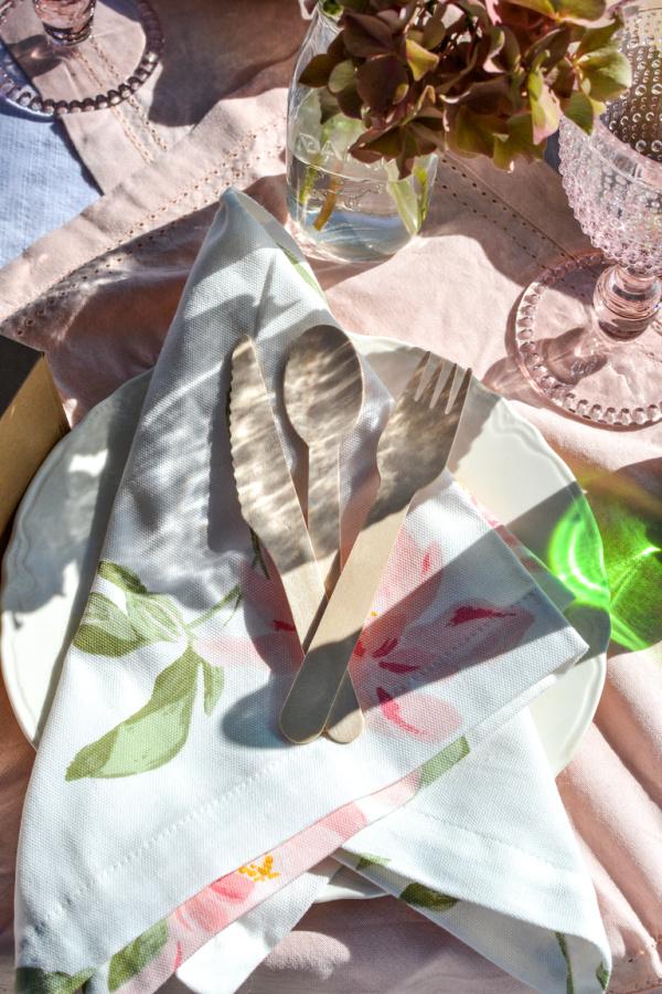 compostable flatware for picnics